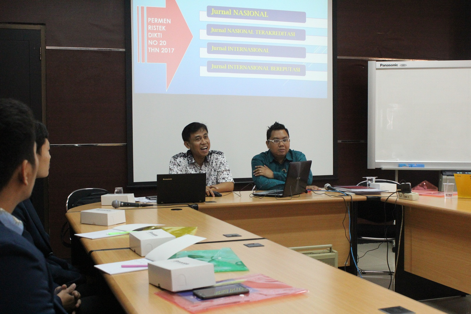 workshop akreditasi jurnal 1