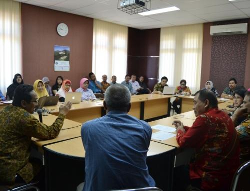 Kunjungan Fakultas Hukum UNDIP Pelajari Sukses AUN QA Fakultas Hukum UB