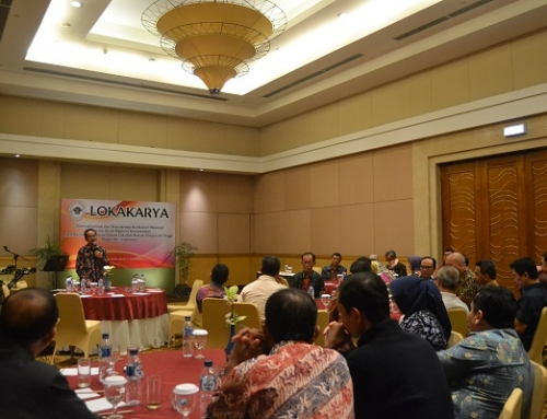 20 Universities Attended the Workshop on the Formulation of the National Curriculum of Master Programs of Notary by BKS Dean of Faculty of Law Universities in Indonesia