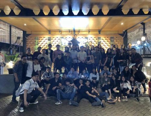 ALSA LC Visit dari Universitas Samratulangi