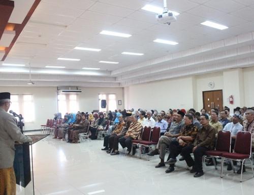 Halal Bihalal Ied Fitri Day 1 Syawal 1439 H Fakultas Hukum, Universitas Brawijaya
